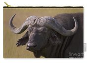 Cape Buffalo   #0607 Carry-all Pouch