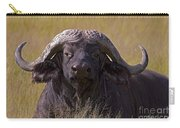 Cape Buffalo   #0609 Carry-all Pouch
