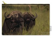 Cape Buffalo   #6884 Carry-all Pouch