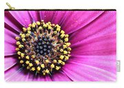 Cape Daisy Close Up Carry-all Pouch