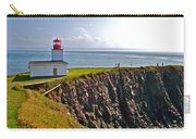 Cape D'or Lighthouse-ns Carry-all Pouch