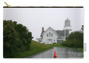 Cape Elizabeth On A Rainy Day- Maine Carry-all Pouch