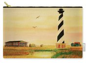Cape Hatteras Light At Sunset Carry-all Pouch