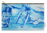 Cape May Bathing Beauty Carry-all Pouch