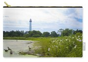 Cape May Lighthouse - New Jersey Carry-all Pouch
