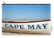 Cape May New Jersey Carry-all Pouch
