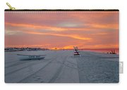 Cape May Seascape Carry-all Pouch