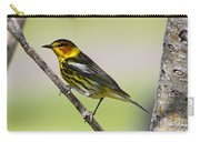 Cape May Warbler Carry-all Pouch