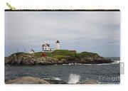 Cape Neddick - Nubble Lighthouse Carry-all Pouch
