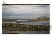 Cape Porpoise Maine - Fog On The Horizon Carry-all Pouch