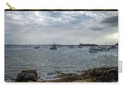 Cape Porpoise Maine - In The Evening Carry-all Pouch