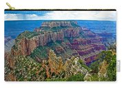 Cape Royal On North Rim Of Grand Canyon-arizona Carry-all Pouch