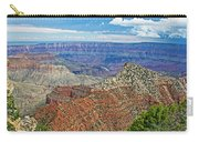 Cape Royal Two On North Rim Of Grand Canyon-arizona Carry-all Pouch