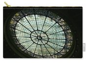 Capital Building Stained Glass  Carry-all Pouch