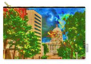 Capital - Jefferson City Missouri - Painting Carry-all Pouch