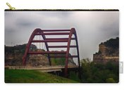 Capital Of Texas Bridge Carry-all Pouch
