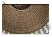 Capitol Cupola Washington Dc Carry-all Pouch