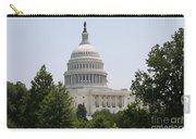 Capitol Dome  Washington Dc Carry-all Pouch