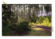 Capitol Forest Logging Road Carry-all Pouch