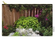 Capitol Hill Patio Garden Carry-all Pouch