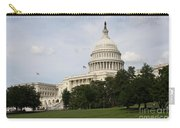 Capitol Hill Washington Dc Carry-all Pouch