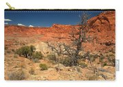 Capitol Reef Cliffs Carry-all Pouch