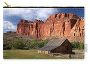 Capitol Reef Homestead Carry-all Pouch