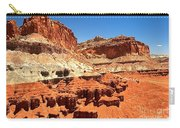 Capitol Reef Twin Towers Carry-all Pouch