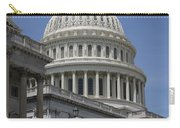 Capitol Washington Dc Steps And Stairs Carry-all Pouch