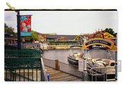 Cap'n Jacks Marina Harbor Walt Disney World Carry-all Pouch