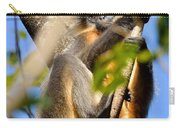 Capped Langur Carry-all Pouch