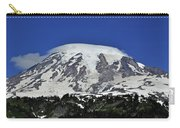 Capped Rainier Up Close Carry-all Pouch