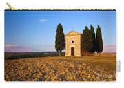 Cappella Di Vitaleta Carry-all Pouch