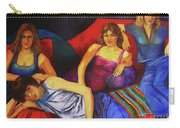 Capricious Luck Carry-all Pouch