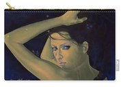 Capricorn From Zodiac Series Carry-all Pouch