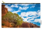 Caprock Canyon Tree Carry-all Pouch