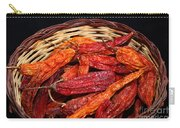 Capsicum Baccatum Chilis Carry-all Pouch