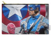 Captain America Carry-all Pouch