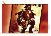 Captain Morgan Red Toned Carry-all Pouch