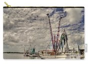 Captain Phillips Carry-all Pouch by Benanne Stiens