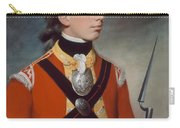 Captain Thomas Hewitt, 10th Regiment Carry-all Pouch by William Tate