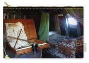 Captain's Quarters Aboard The Mayflower Carry-all Pouch