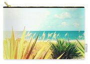 Captiva Island Photography Light Leaks Carry-all Pouch