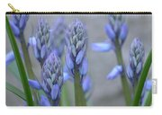 Captivating Campanula Carry-all Pouch
