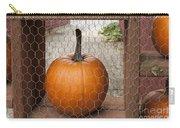 Captive Pumpkins Carry-all Pouch