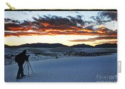 Capturing The Sunset Carry-all Pouch