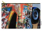 Car Of Many Colors Carry-all Pouch