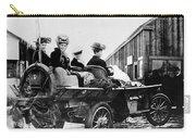 Car Race, 1908 Carry-all Pouch