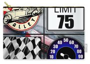 Speed Demon Art For Boys And Men Carry-all Pouch