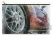 Car Rims 01 Photo Art 01 Carry-all Pouch